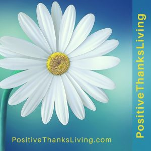 PostiveThanksliving - get positive prompts 6 days a week