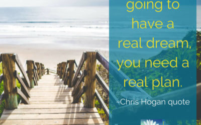 A Real Dream Needs A Real Plan