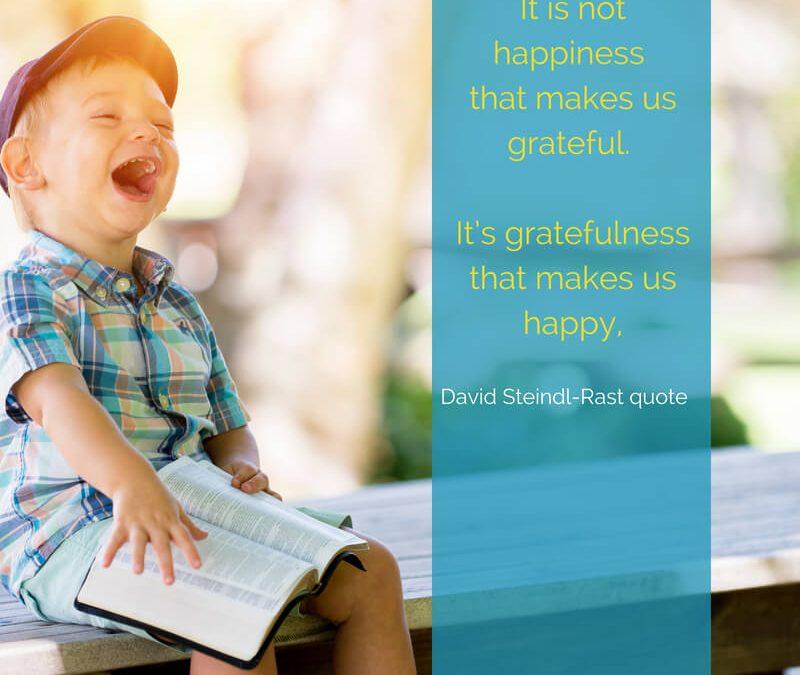Gratitude Makes You Happy Httppositivethankslivingcom