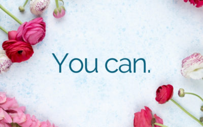 You can. It's just that simple.
