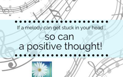 Sticky Positive Thoughts