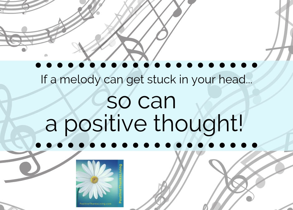 Sticky Positive Thoughts
